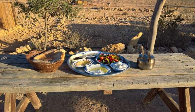 Bild: Kulinarische Israelreisen
