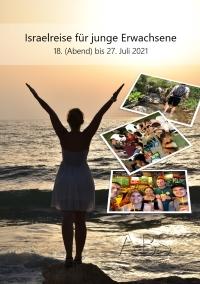 Prospektbild: Israelreise für junge Erwachsene