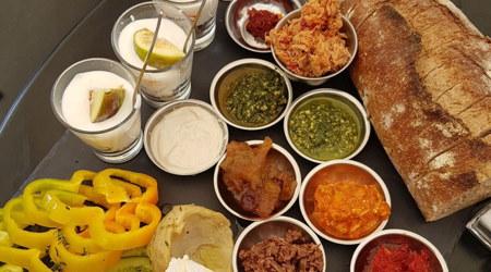 Prospektbild: Kulinarische Tage in Israel