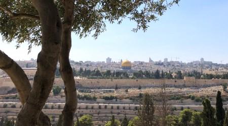 Prospektbild: Israelreise mit Pfr. Florian Sonderegger