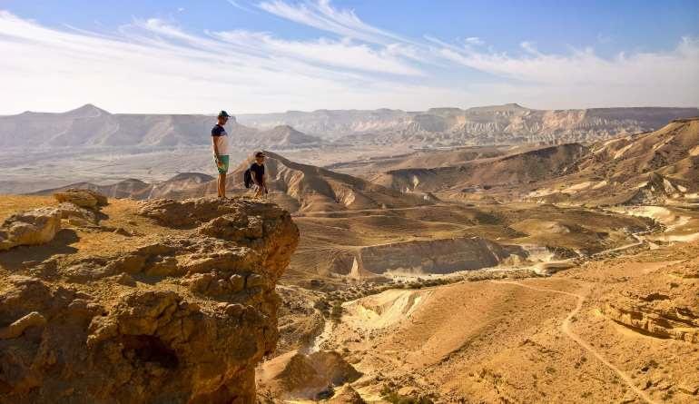 Bild: Die Wüsten Israels